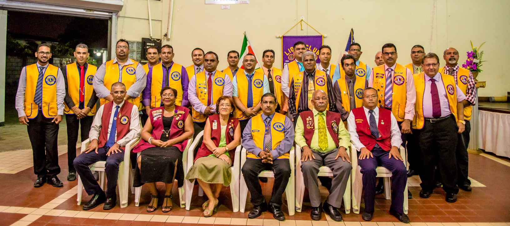 Lions Club Kwatta - 25 Years of Serving