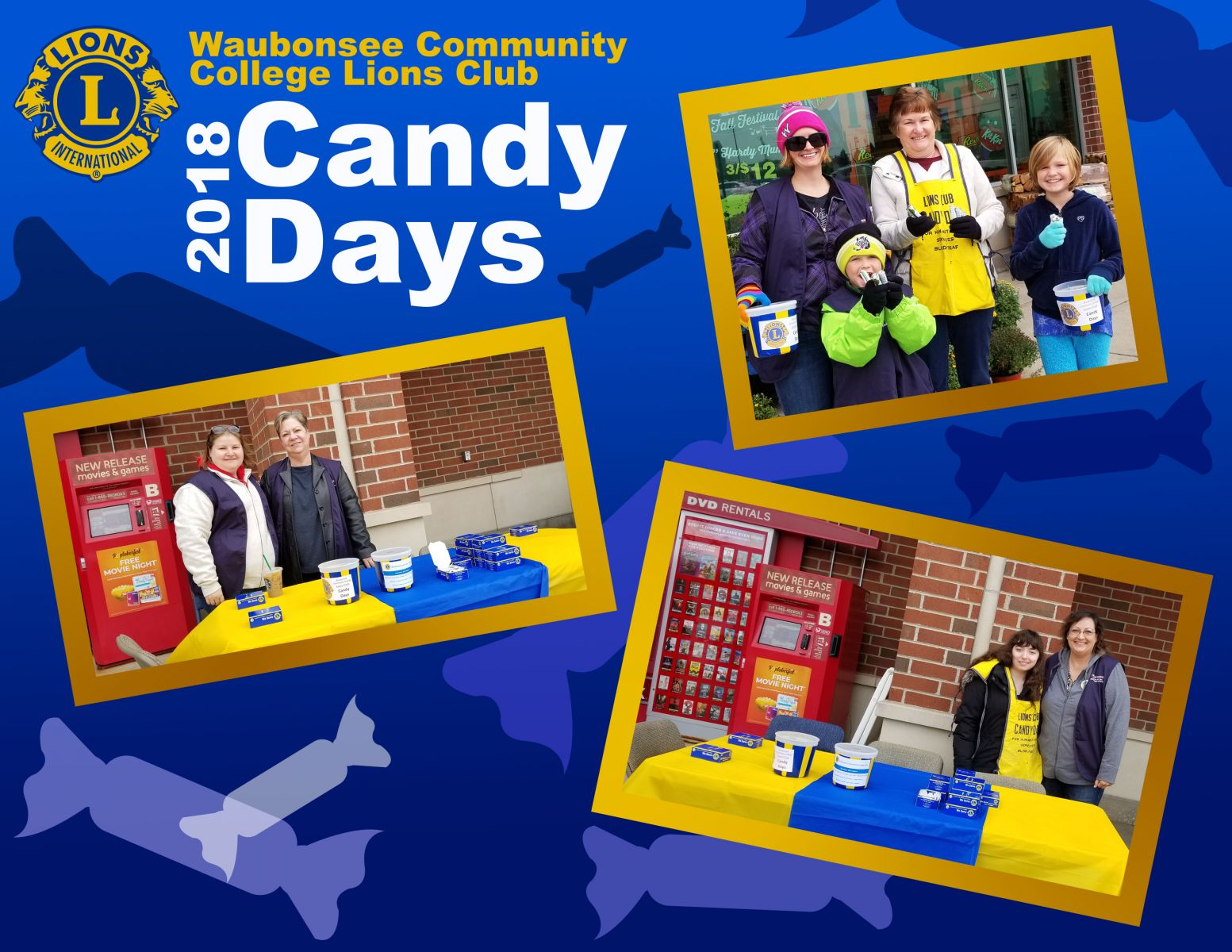 Candy Days 2018