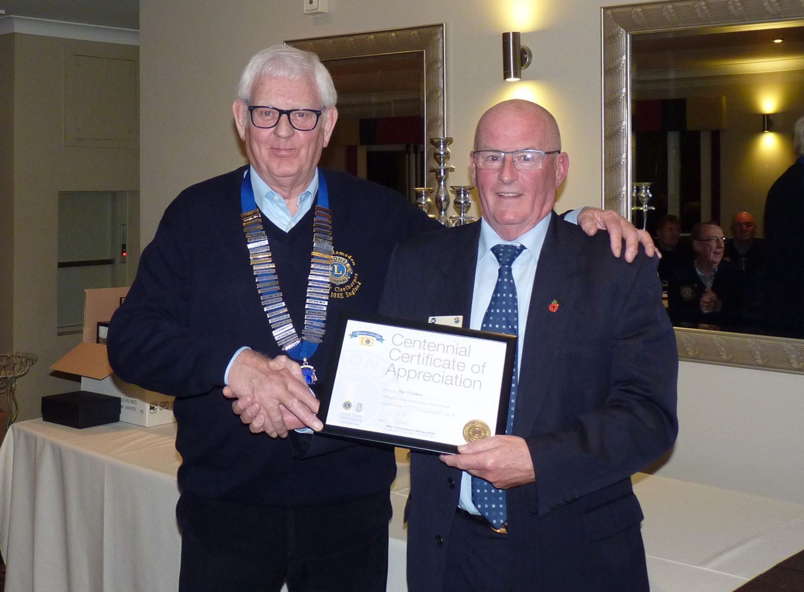 Grimsby Cleethorpes Lions Club