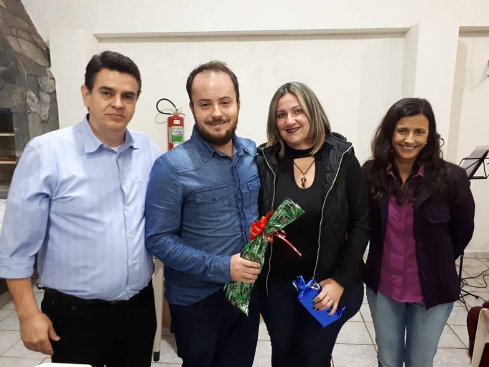 Com a participação do Danilo Kirnew e sua família abrilhantando nossa festiva !