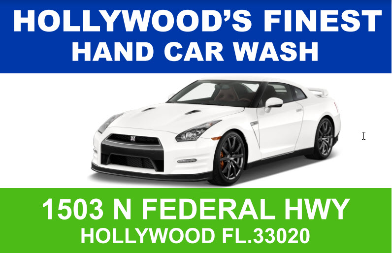 Hollywoods Finest Hand Carwash