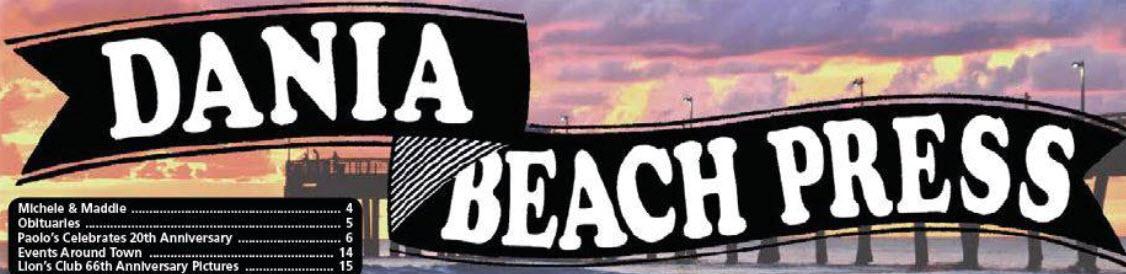 Dania Beach Press