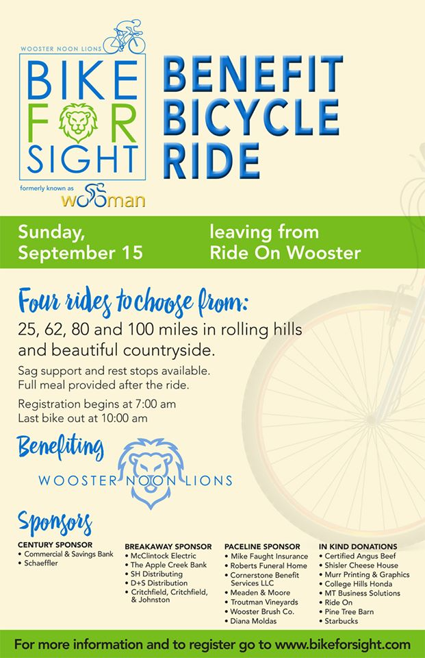 Bike For Sight
