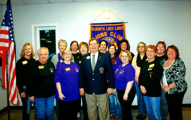 District Governor's Visit - 2016