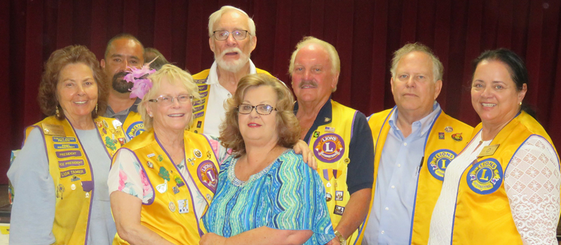 Timberline Lions Club Board 2017