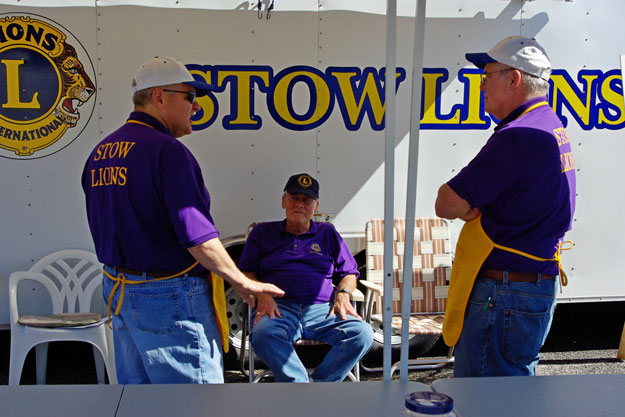 Stow Lions Springfest Concessions