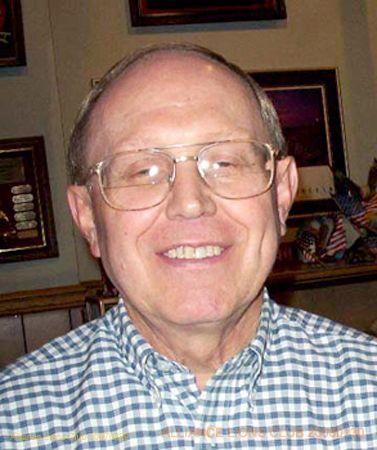 Treasurer, Harold Roller