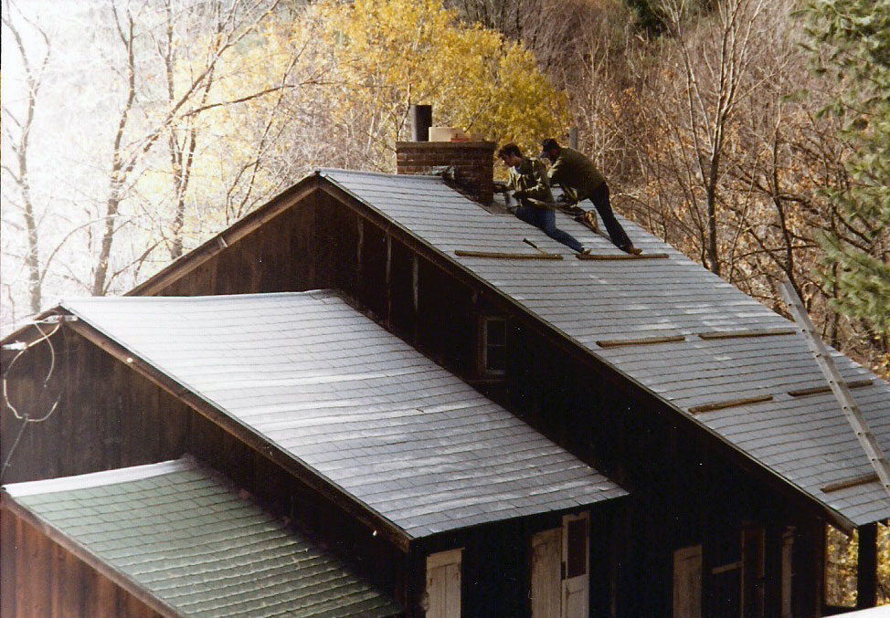 Camp Roof