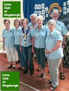 Lions Club of Kingsburgh