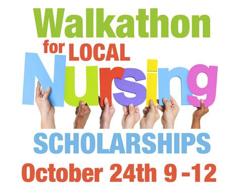 Nursing Scholarship Walkathon