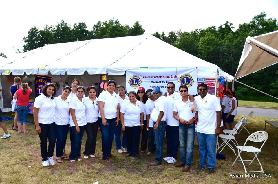 EVLC team at July 4th Event