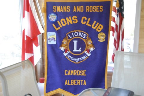 Camrose Swans and Roses Lions Club