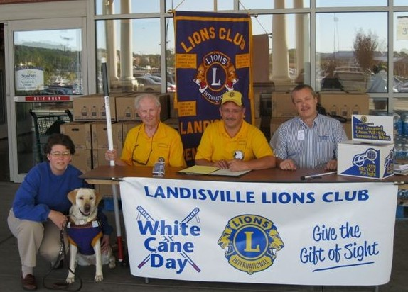 Landisville Lions  who Serve