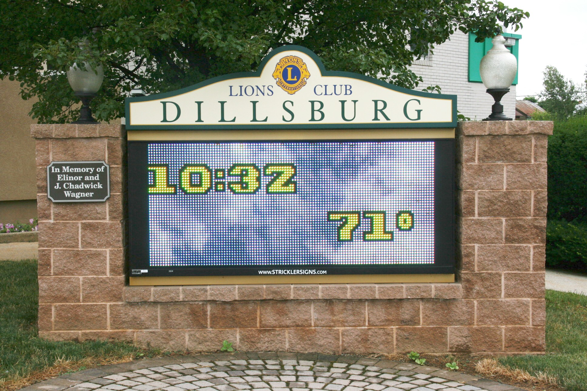 DILLSBURG COMMUNITY BULLETIN BOARD
