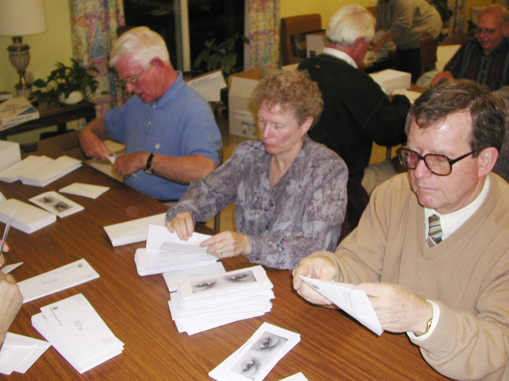 2007 envelope stuffing