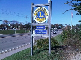 Wildwood Lions Club welcomes you!