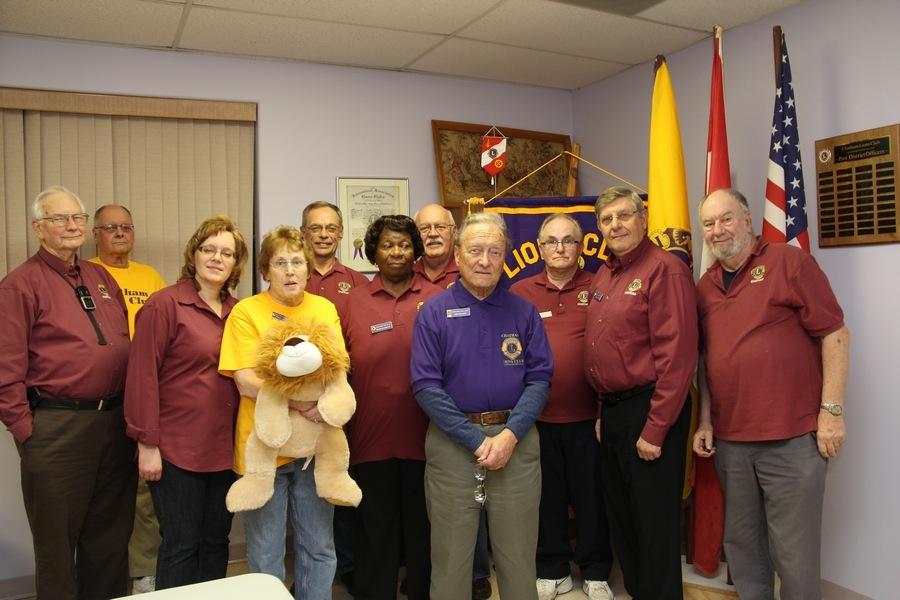 Chatham Lions Club 2014