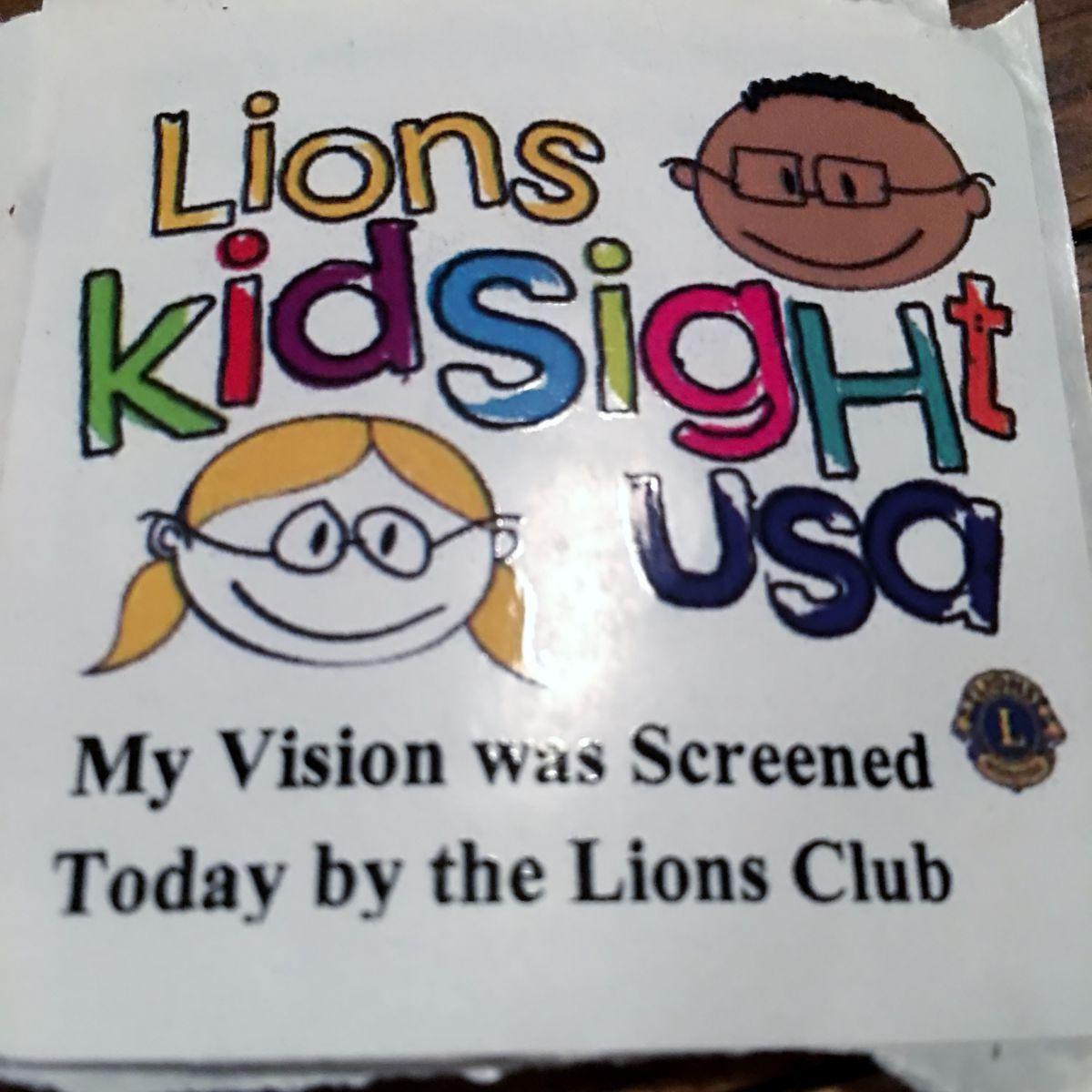 Lions KidSight USA