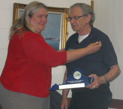 Roys's 1st award