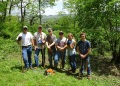 Slaven Cemetery Cleanup