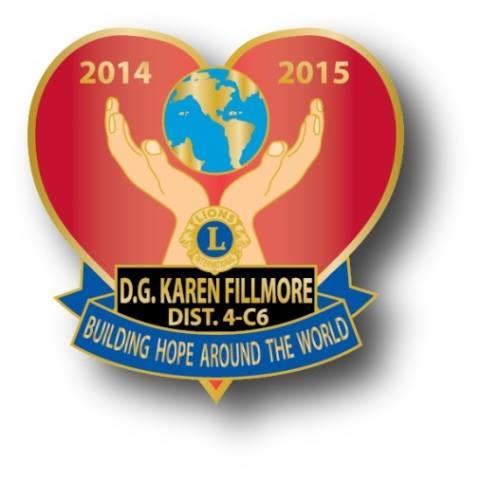 DG Karen pin