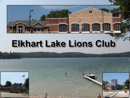 Elkhart Lake Lions Club, Wisconsin - United States - District 27-B1