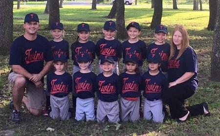 2017 Lions Club Twins T-Ball