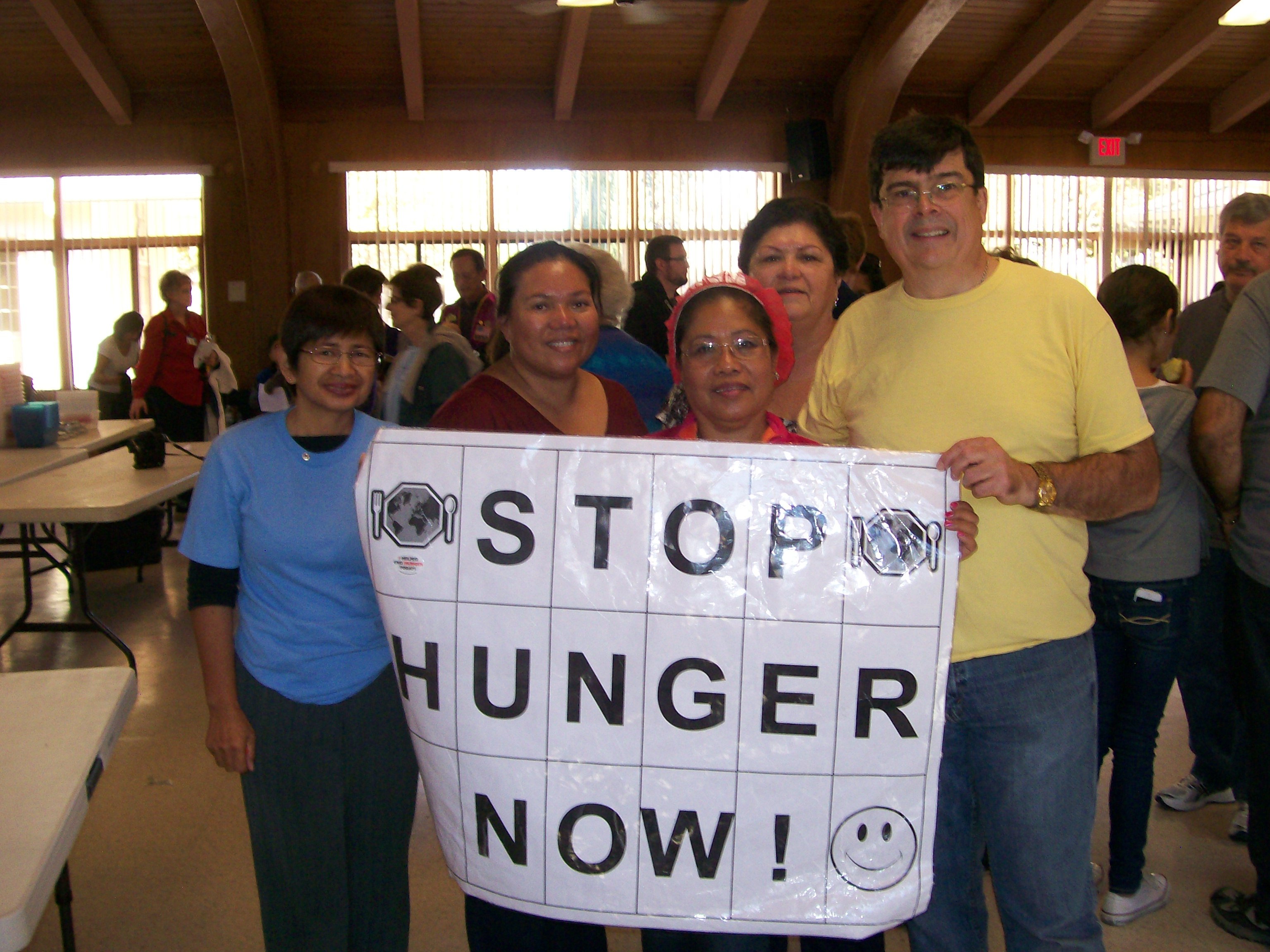 #MilpitasGatewayLions; #StopHungerNow