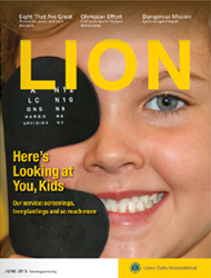 Lion Magazine - June 2015