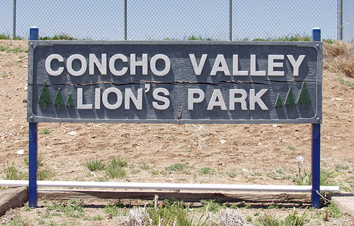 Concho Valley Lions Park