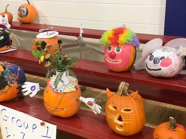 2017 Pumpkin Decorating Contest 1
