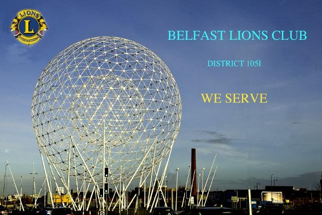 Belfast Lions Logo4