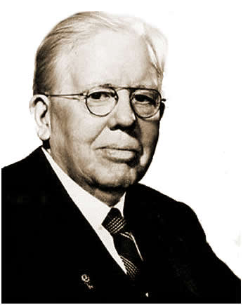 Melvin Jones Fundador de los Clubes de Leones Internacionales