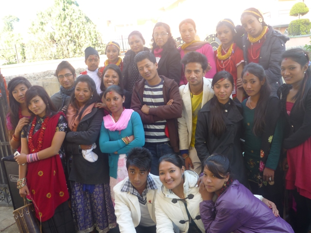 Deausi Bhailo program 2012-13