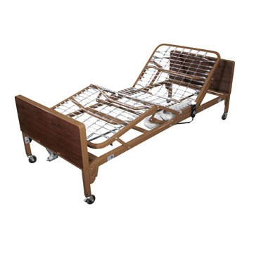 Drive Medical Ultra Light Semi-Electric Bed Semi-Electric Frame