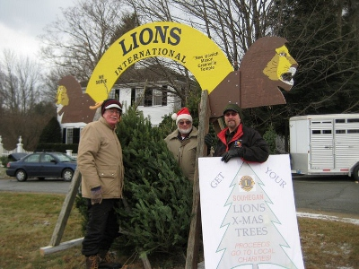 2009 Christmas Tree Sale