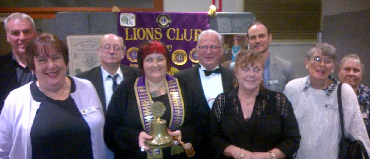 Bord Brisbane Ekibin Lions Club - 2016