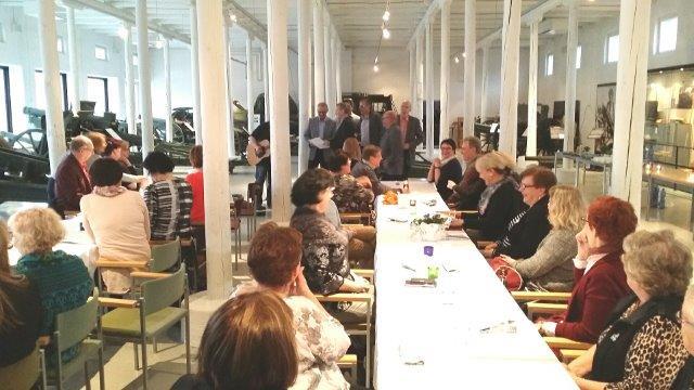 LC Linnattarien vieraana 6.4.2016