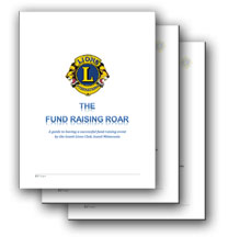 Isanti Lions Fund Raising Roar